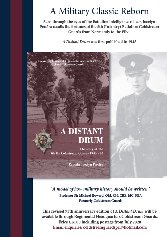 A Distant Drum book